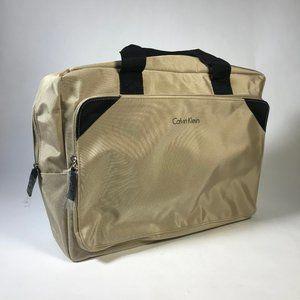 Calvin Klein Soft Mini Briefcae Bag BRAND NEW